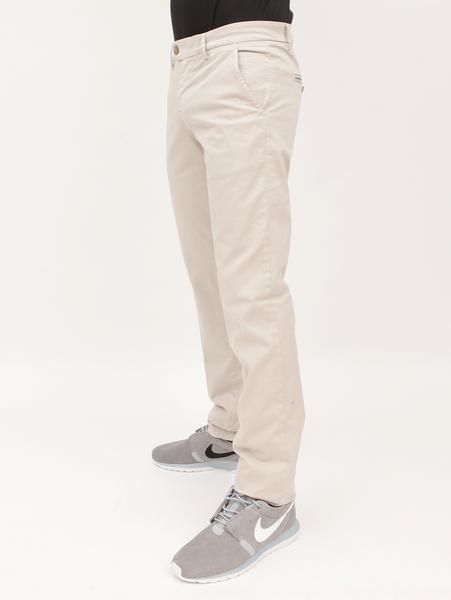 Pantalón beige lateral