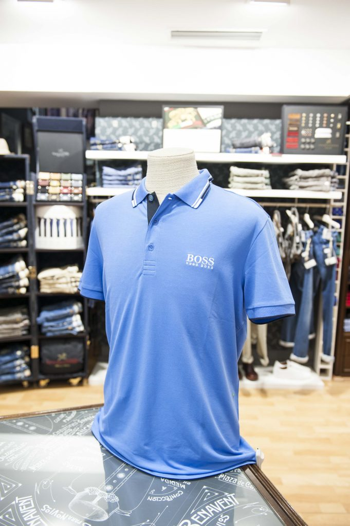 Polo hombre Hugo Boss - Benavent Alicante