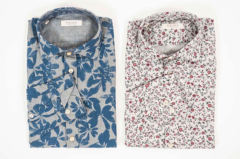 Camisas de Koike en moda para hombre Benaven en Alicante
